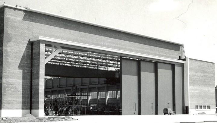 Mineur Bécourt Systèmes, fabricant de porte industrielle depuis plus de 100 ans